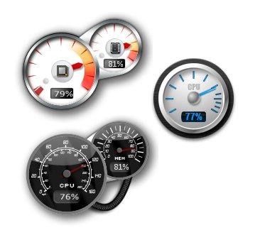 3 gadgets de medidor de cpu   19 april 2009   portal live
