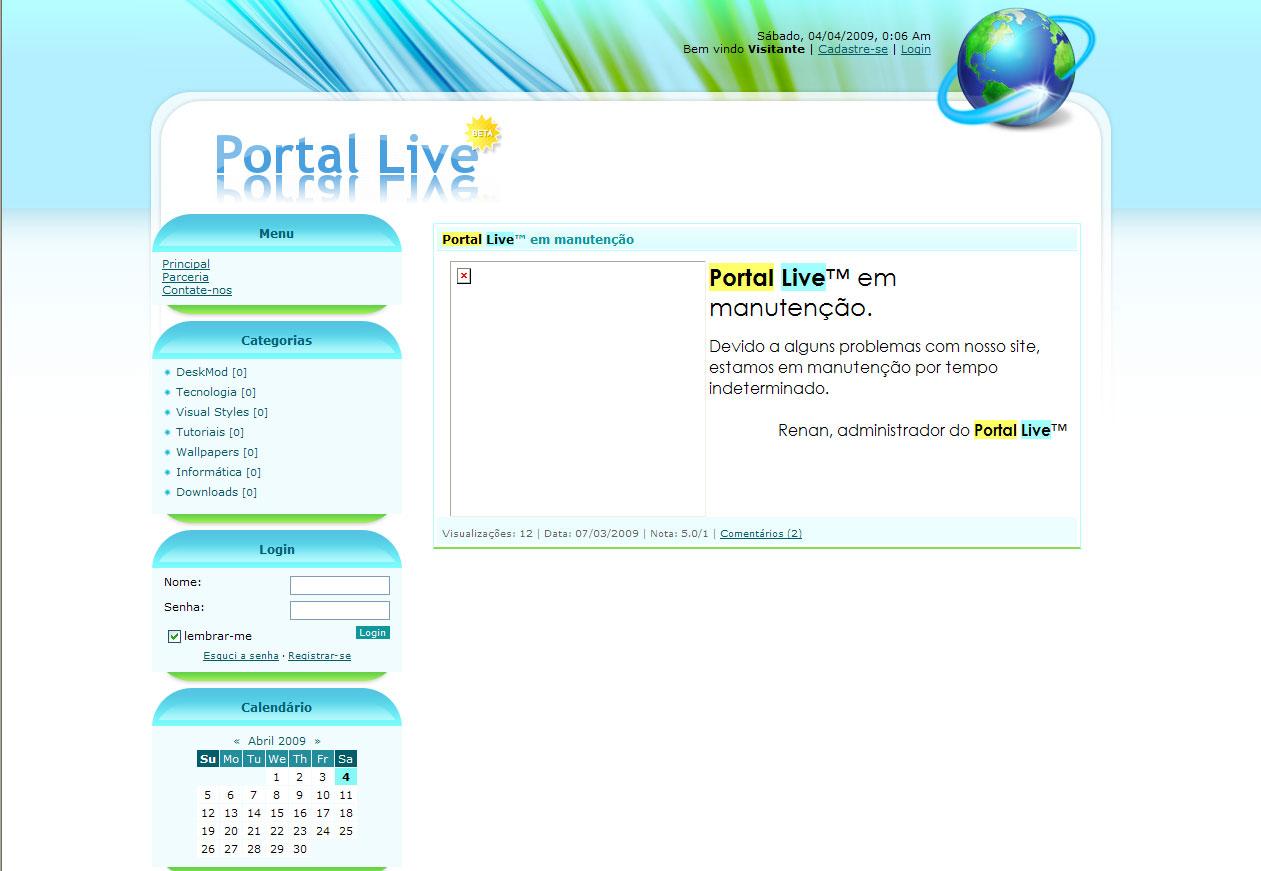 Portal Live V2